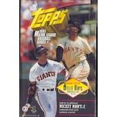 1997 Topps Series 1 Baseball 36 Pack Box