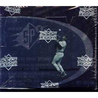 1997 Upper Deck SPx Baseball Hobby Box
