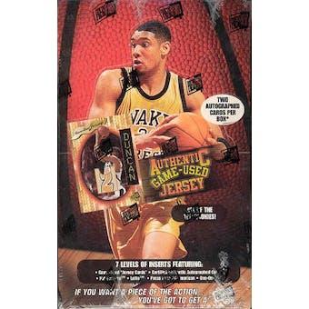 1997/98 Press Pass Basketball Hobby Box