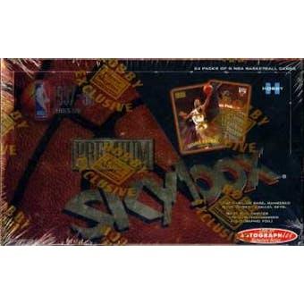 1997/98 Skybox Premium Series 1 Basketball Hobby Box