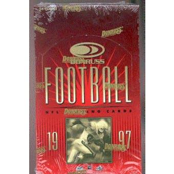 1997 Donruss Football Hobby Box