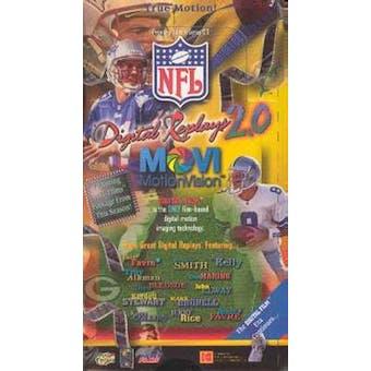 1997 Kodak Movi-vision 2 Football Hobby Box