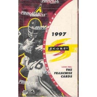 1997 Score Football Hobby Box