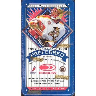 1997/98 Donruss Preferred Hockey Hobby Box