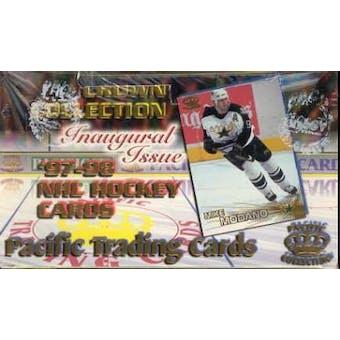 1997/98 Pacific Hockey Hobby Box