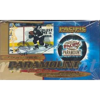 1997/98 Pacific Paramount Hockey Hobby Box