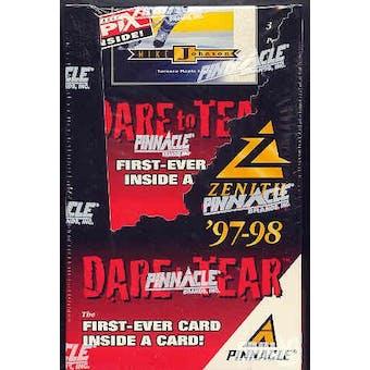 1997/98 Pinnacle Zenith Hockey Hobby Box