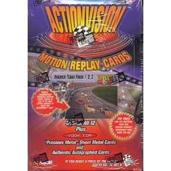 1997 Press Pass Action Vision Racing Hobby Box