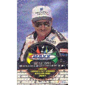 1997 Upper Deck Maxx Racing Hobby Box
