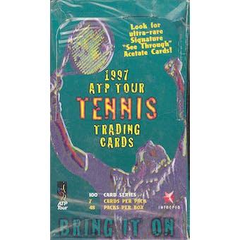 1997 Intrepid ATP Tour Tennis Box
