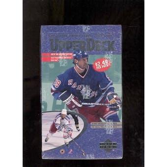 1996/97 Upper Deck Series 2 Hockey 36 Pack Box