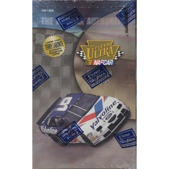 1997 Fleer Ultra Racing Hobby Box