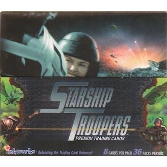Starship Troopers Hobby Box (1997 InkWorks)