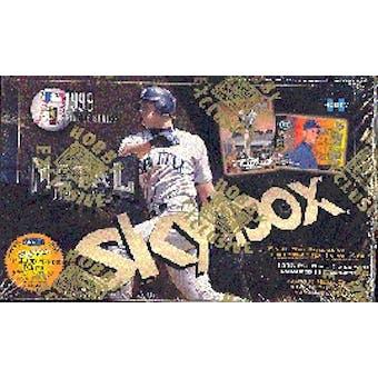 1998 Skybox Metal Universe Baseball Hobby Box