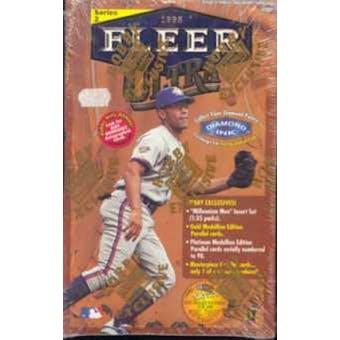 1998 Fleer Ultra Series 2 Baseball Hobby Box