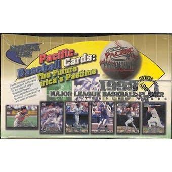 1998 Pacific Paramount Baseball Hobby Box