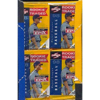1998 Score Rookie & Traded Baseball Jumbo Box