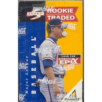 1998 Score Rookie & Traded Baseball Hobby Box