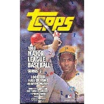 1998 Topps Series 2 Baseball Hobby Box