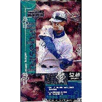 1998 Upper Deck Series 1 Baseball 28 Pack Box
