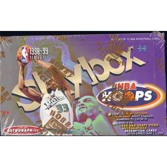 1998/99 Skybox Hoops Basketball Hobby Box