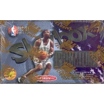 1998/99 Skybox Premium Series 1 Basketball Hobby Box