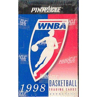 1998 Pinnacle WNBA Basketball Hobby Box