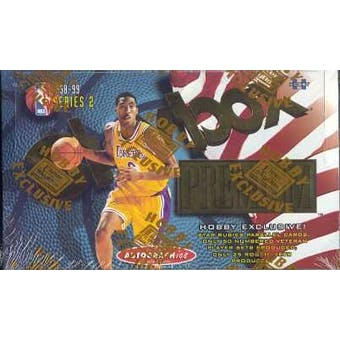 1998/99 Skybox Premium Series 2 Basketball Hobby Box