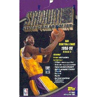 1998/99 Topps Stadium Club Series 2 Basketball Hobby Box
