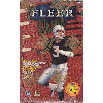 1998 Fleer Ultra Series 1 Football Hobby Box