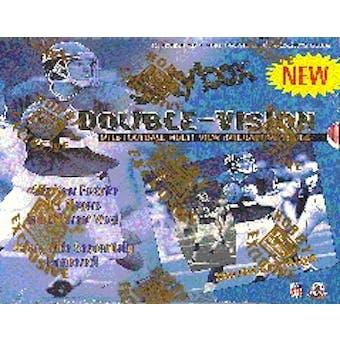 1998 Fleer Skybox Double Vision Football Hobby Box
