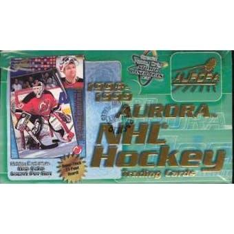 1998/99 Pacific Aurora Hockey Hobby Box