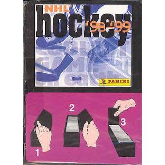 1998/99 Panini Stickers Hockey Box