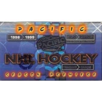 1998/99 Pacific Hockey Hobby Box