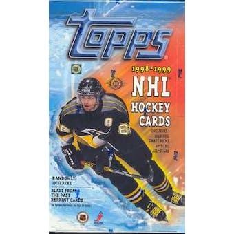 1998/99 Topps Hockey Hobby Box