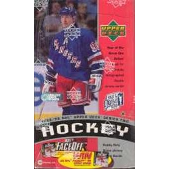 1998/99 Upper Deck Series 2 Hockey Hobby Box