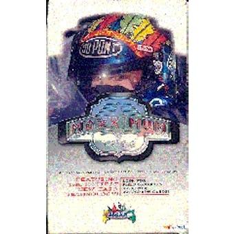 1998 Upper Deck Maxximum Racing Hobby Box