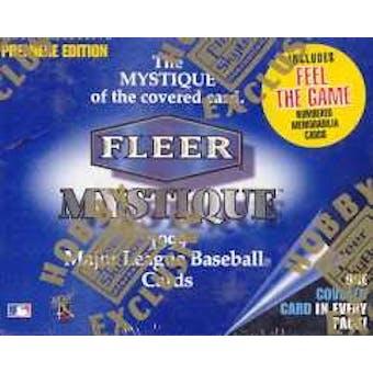 1999 Fleer Mystique Baseball Hobby Box