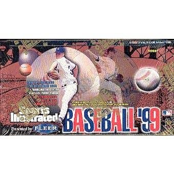 1999 Fleer Sports Illustrated Baseball Hobby Box