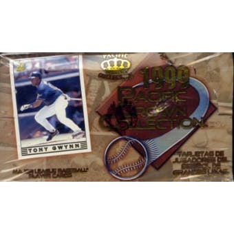 1999 Pacific Crown Collection Baseball Hobby Box