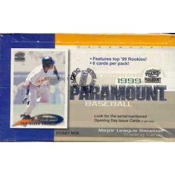 1999 Pacific Paramount Baseball Hobby Box