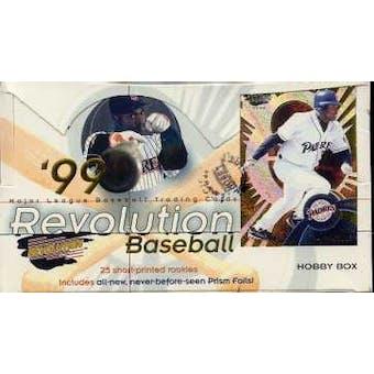 1999 Pacific Revolution Baseball Hobby Box