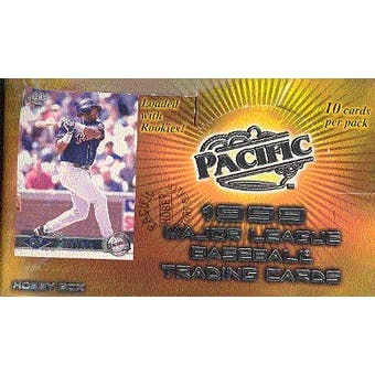 1999 Pacific Baseball Hobby Box