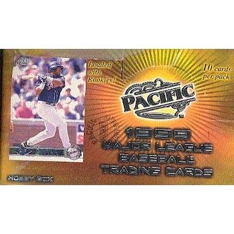 1999 Pacific Baseball Hobby Box