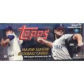 1999 Topps Baseball Hobby Factory Set (Dark Blue)