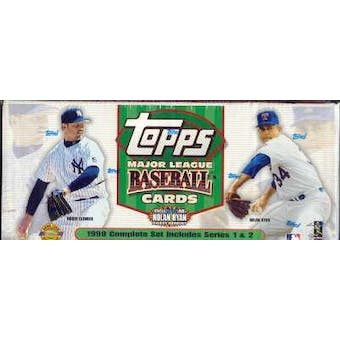 1999 Topps Baseball HTA Factory Set (White)