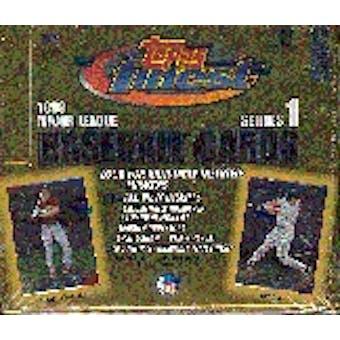 1999 Topps Finest Series 1 Baseball Hobby Box