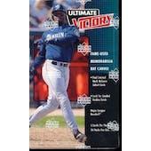 1999 Upper Deck Ultimate Victory Baseball Box