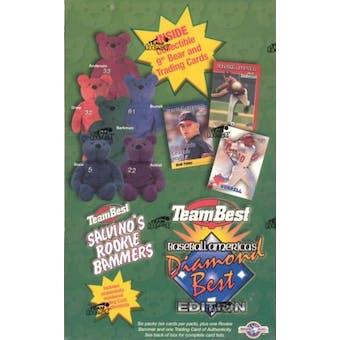 1999 Best Team Best Diamond Best Edition Baseball Box