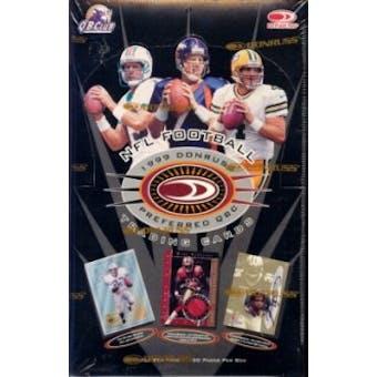 1999 Donruss Preferred QBC Football Hobby Box